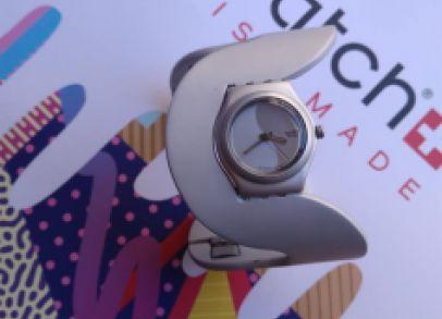 """Mi Irony favorito: YSS1000HB """"Whip Top"""". Me acompaña desde hace más de 15 años y me ha acompañado en todos mis viajes. En muchas ocasiones desconocidos se han dirigido a mí preguntándome dónde había conseguido este reloj, de qué marca era ...Llama mucho l"""