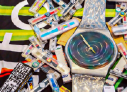 I received my first swatch in 1985 and haven't stopped since! Swatch has been an integral part of my life and I make a point to attend as many swatch club events as I possibly can, even if that involves hours of travel