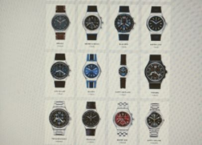 "Then IRONY ""à la Swatch"" must be that the most Satirical & Ironic watch produced by Swatch in the recent past..."