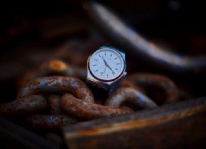 Swatch Iron(y) - ewigi Liebi  - zeitlose Eleganz - wenn Schönheit selbst die Zeit überdauert