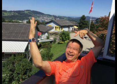 Participation of Christoph K., Switzerland