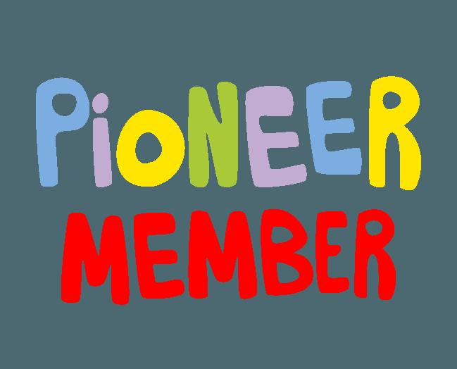Pioneer Member