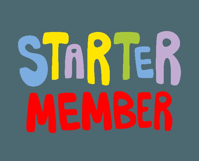 Starter Member