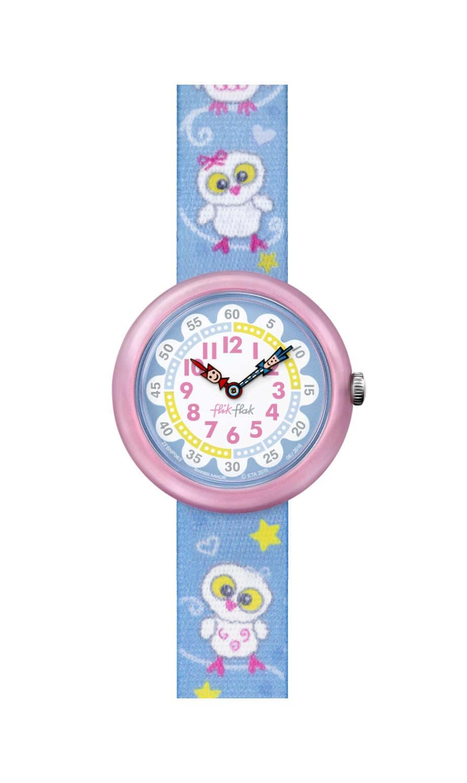 Swatch - CUTE OWLS - 1