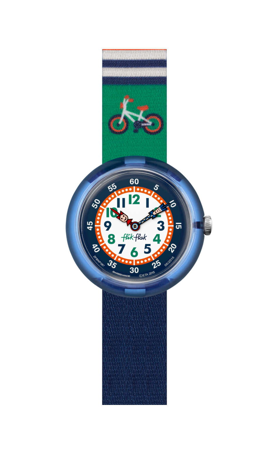 Swatch - YOUR RIDE OUT - 1