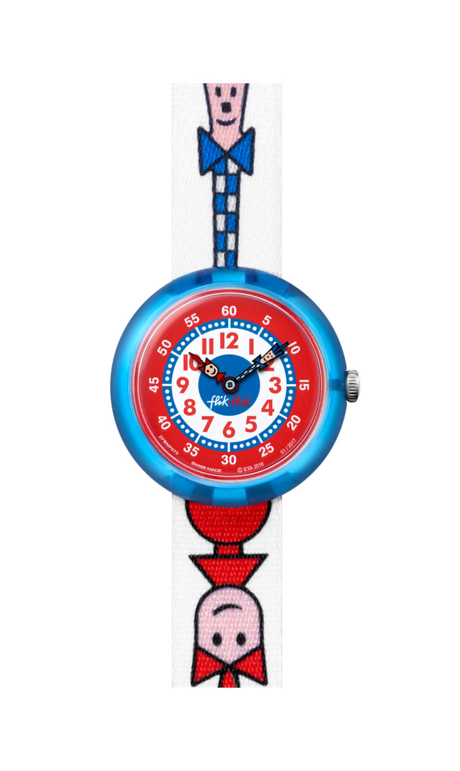 Swatch - TICKING RIGHT - 1