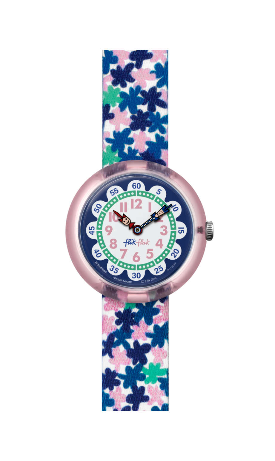 Swatch - LONDON FLOWER - 1