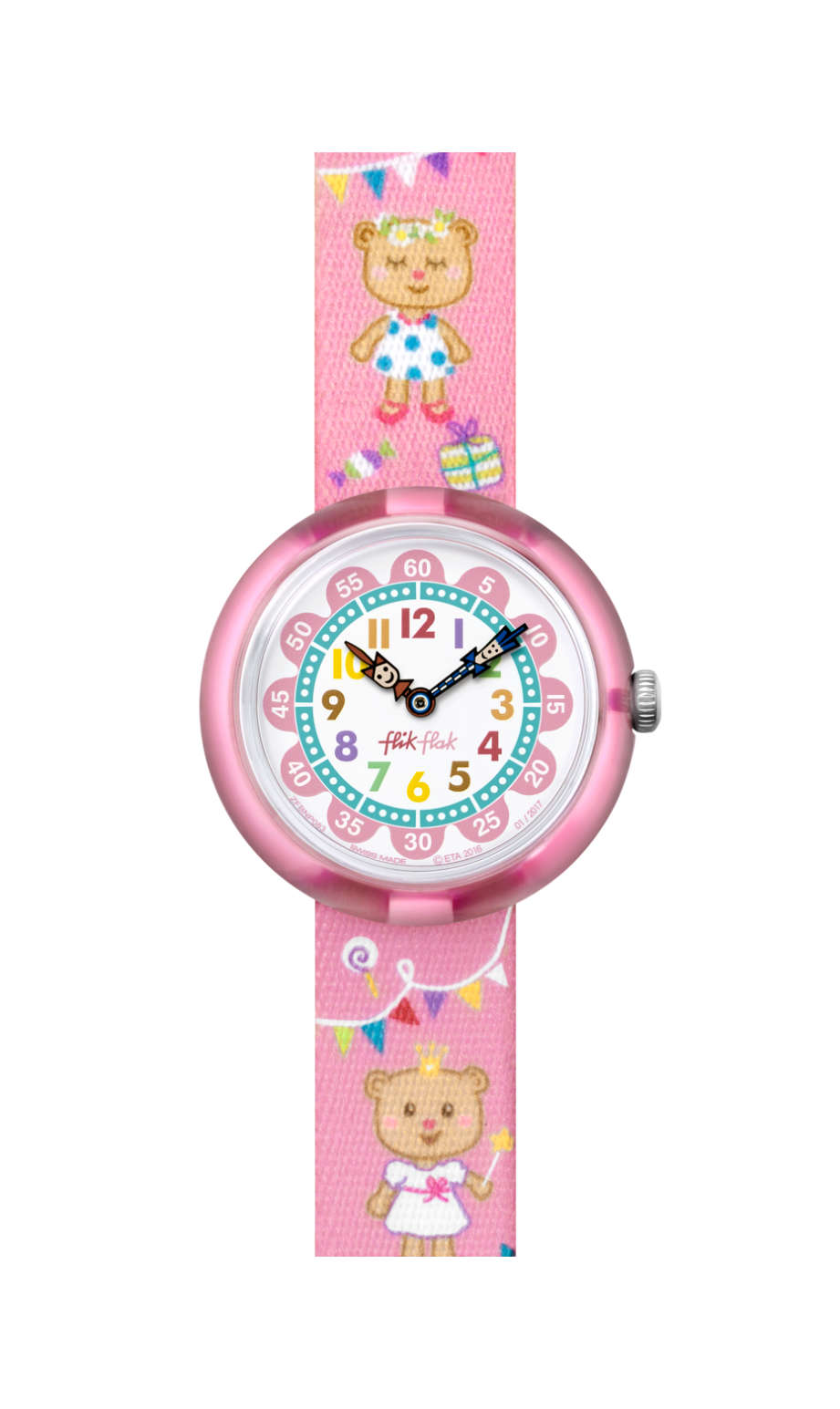 Swatch - LOVELY PARTY - 1
