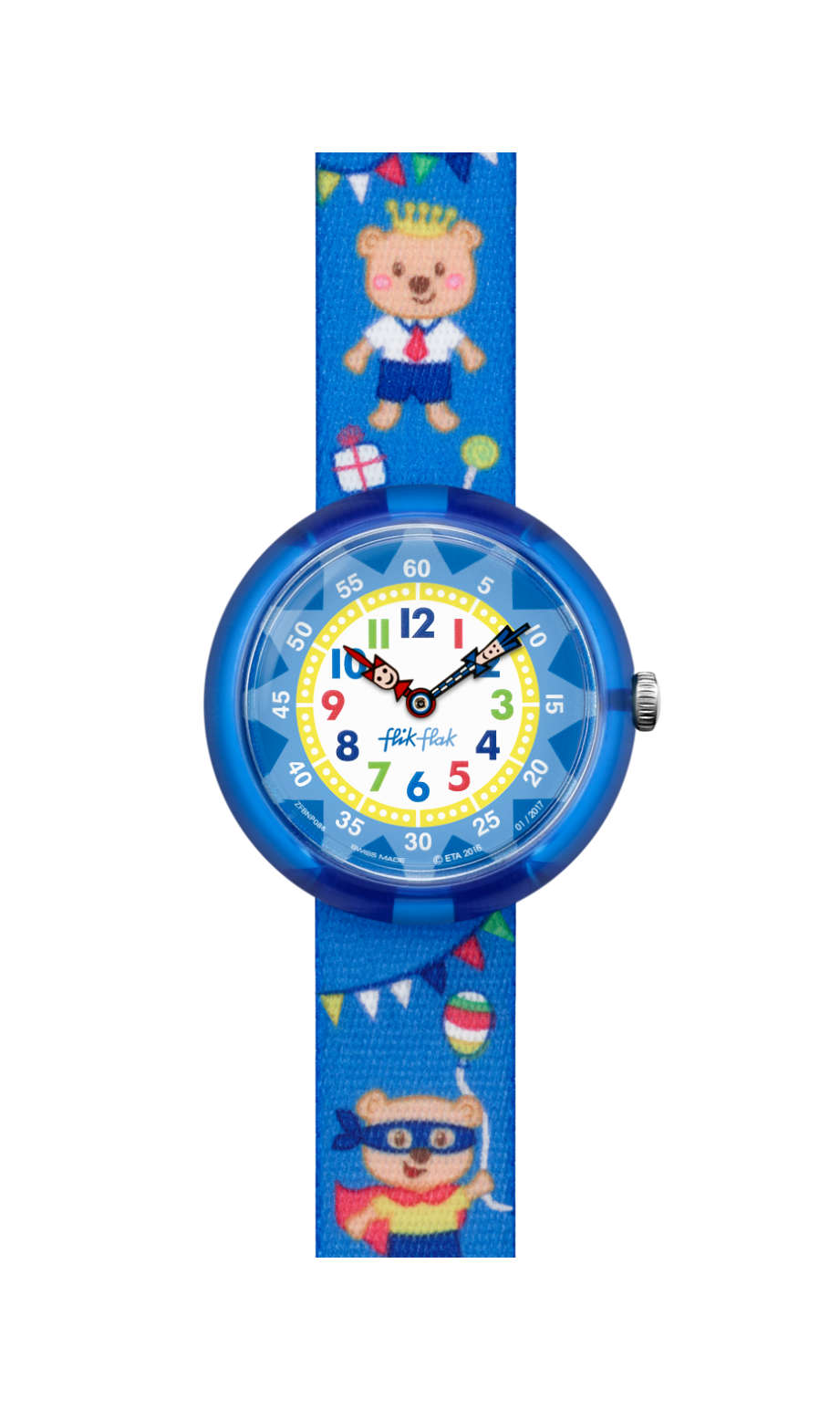 Swatch - COOL PARTY - 1
