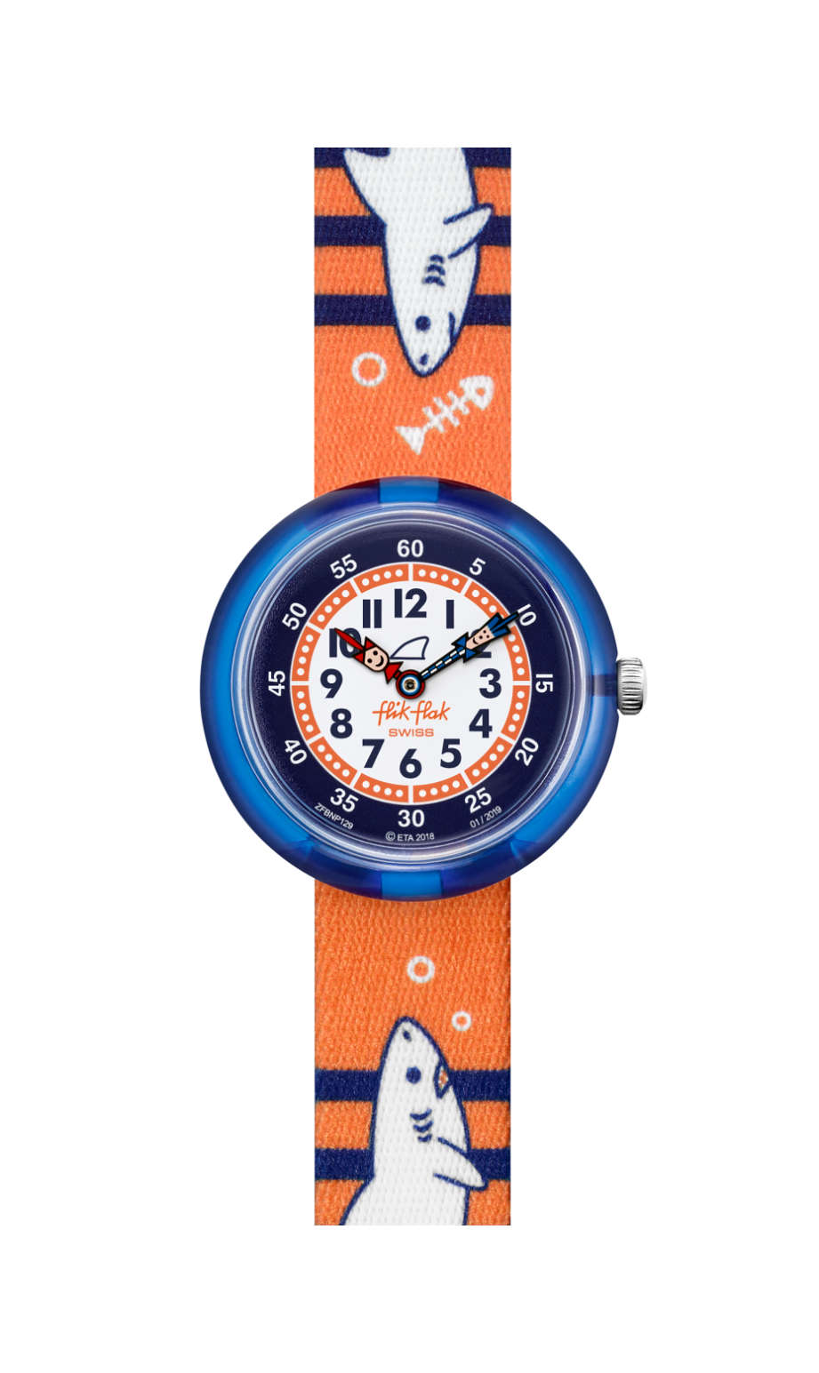 Swatch - HUNTED WATER - 1