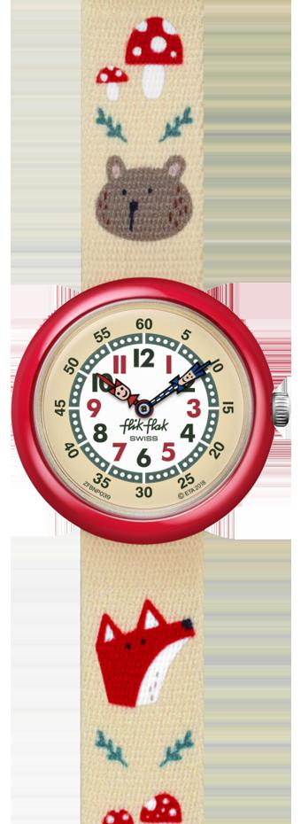 comment avoir 100% de satisfaction obtenir de nouveaux The Swiss made watch for kids - Flik Flak International