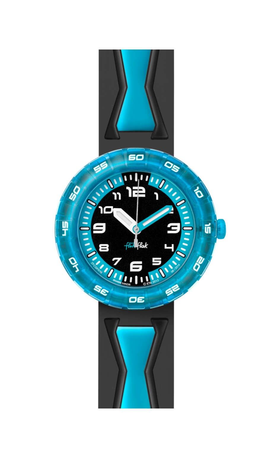 Swatch - GET IT IN BLUE ! - 1