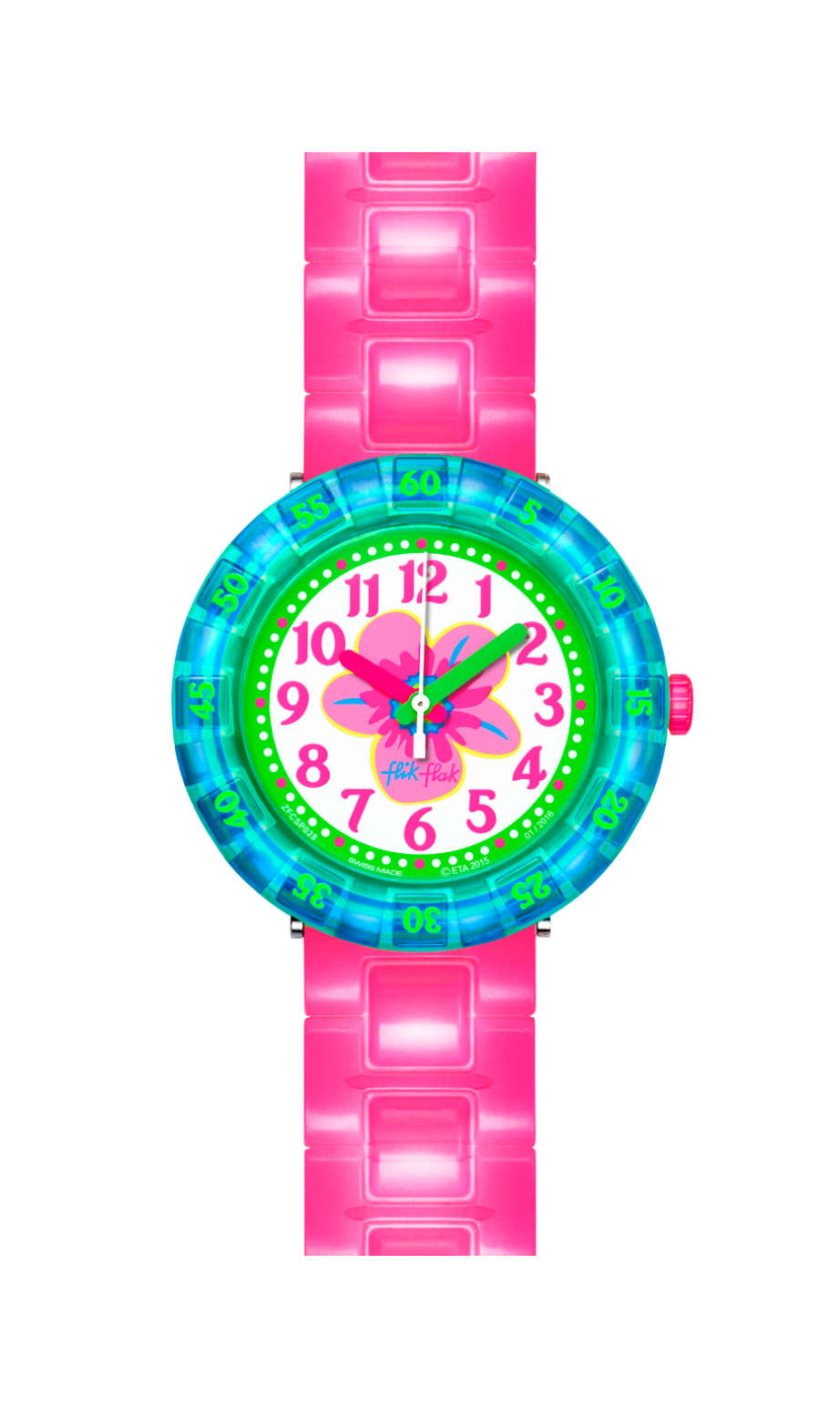 Swatch - CHEWY PINK - 1