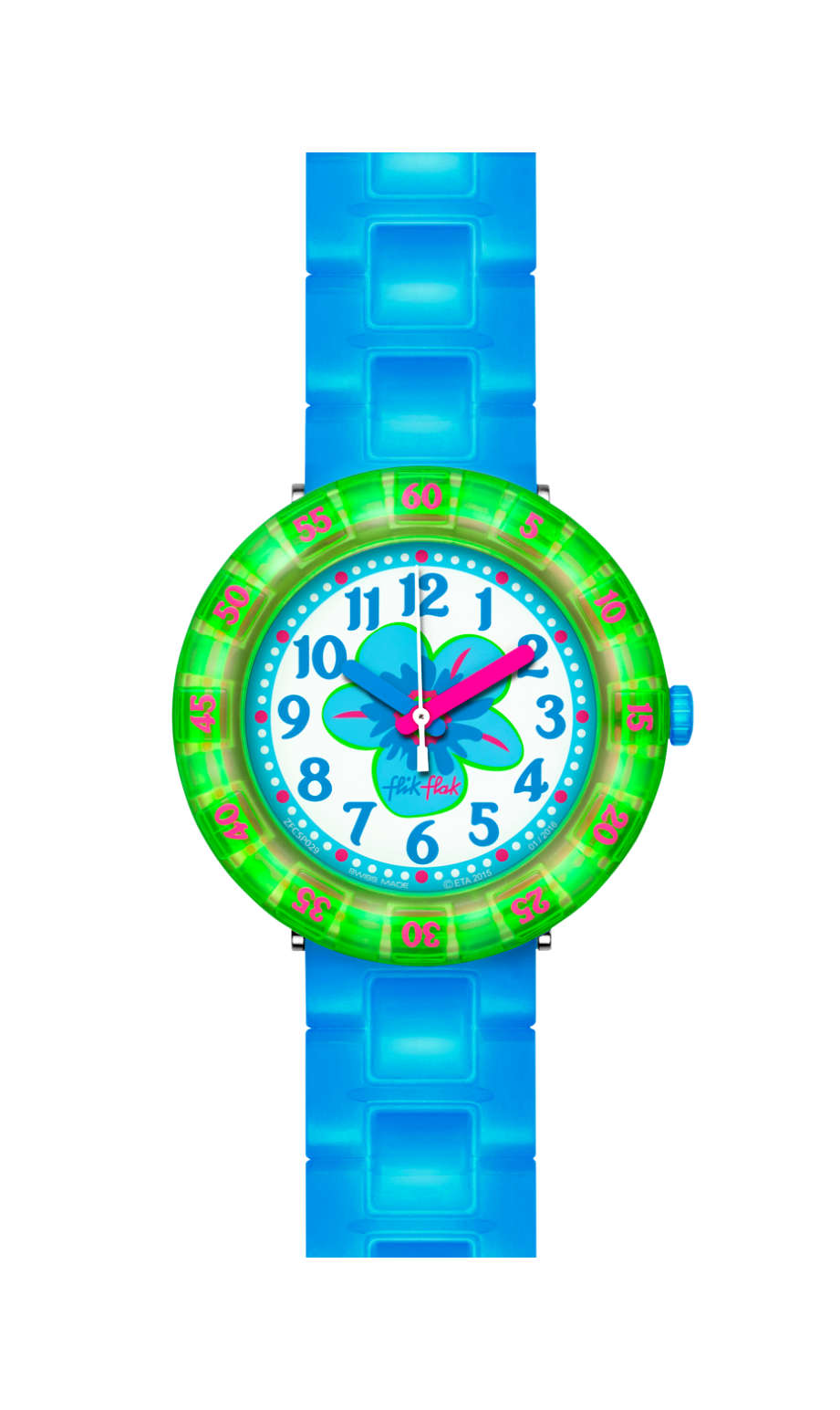 Swatch - CHEWY BLUE - 1