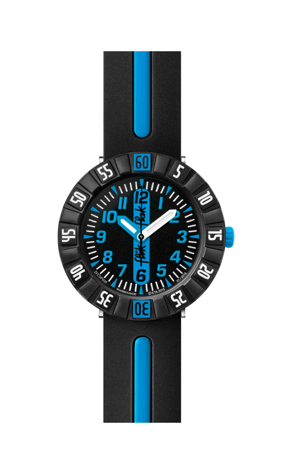 Swatch - BLUE AHEAD - 1