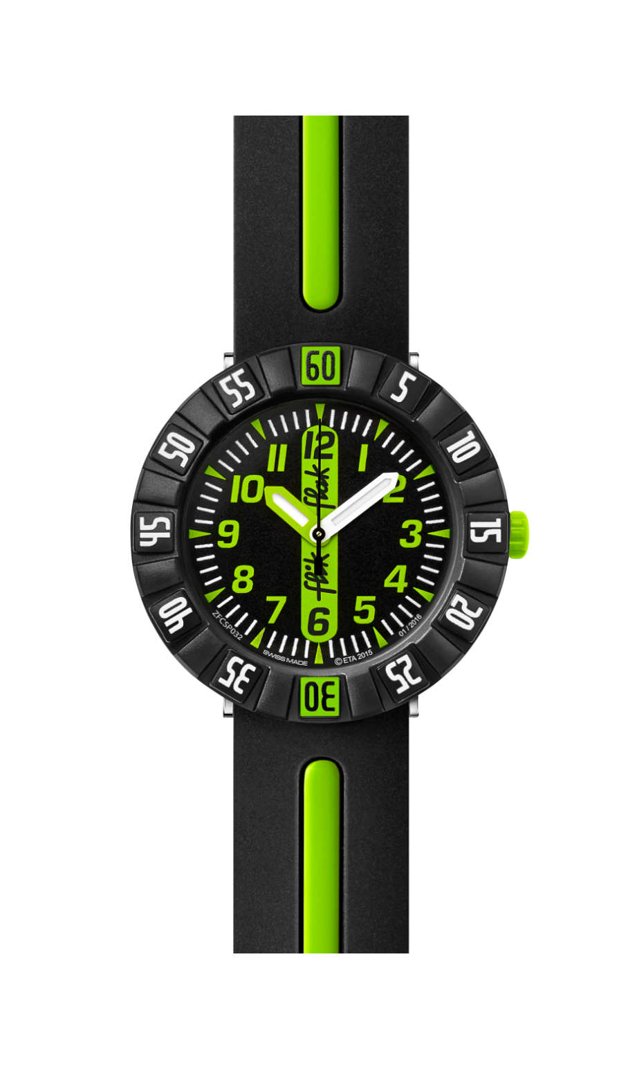 Swatch - GREEN AHEAD - 1