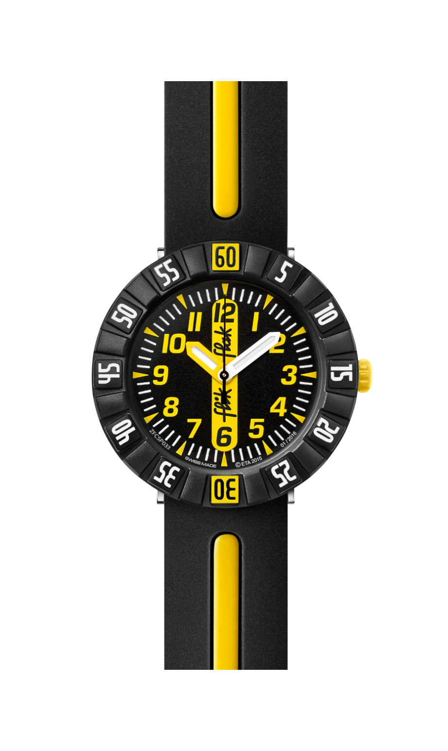 Swatch - YELLOW AHEAD - 1