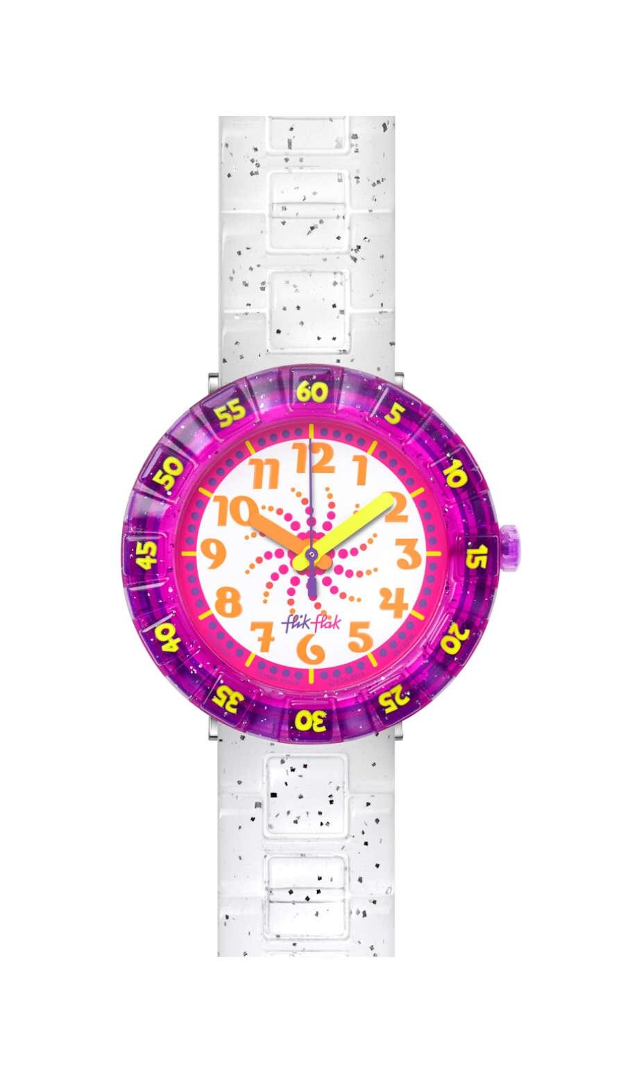 Swatch - SWIRLY GLITTER - 1