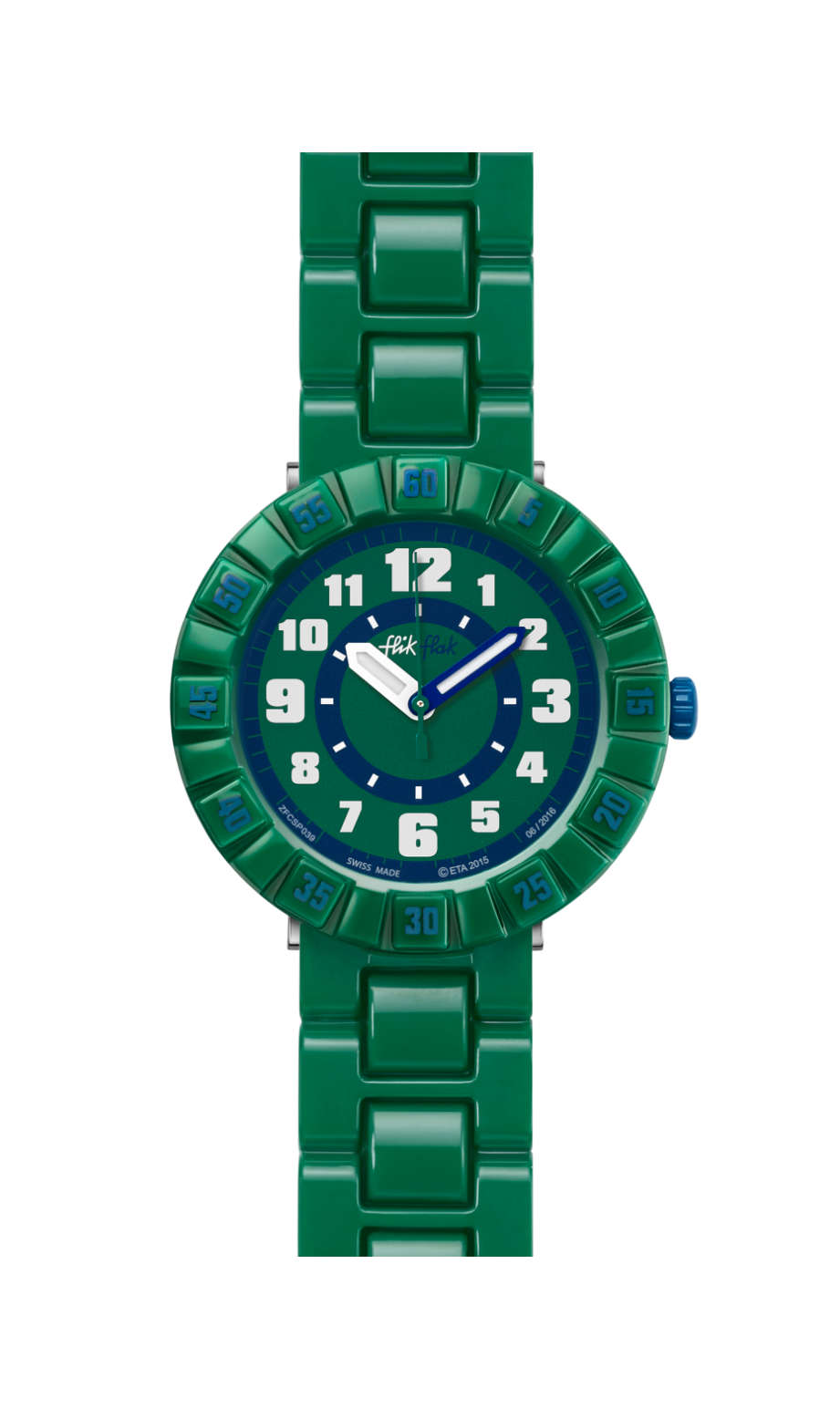 Swatch - SERIOUSLY GREEN - 1