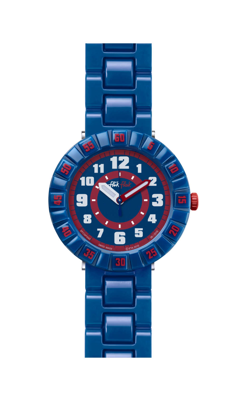 Swatch - SERIOUSLY NAVY - 1