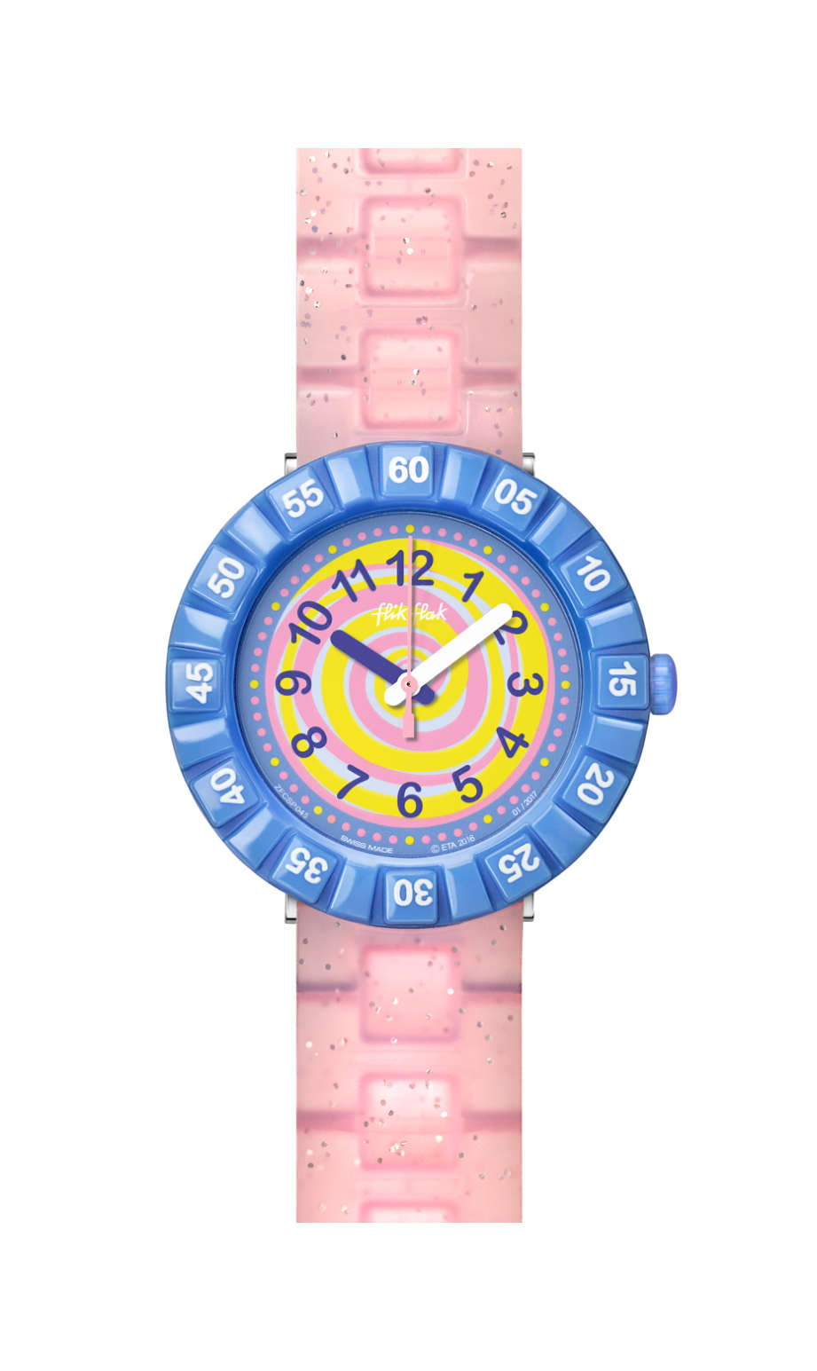 Swatch - SWIRLY CANDY - 1