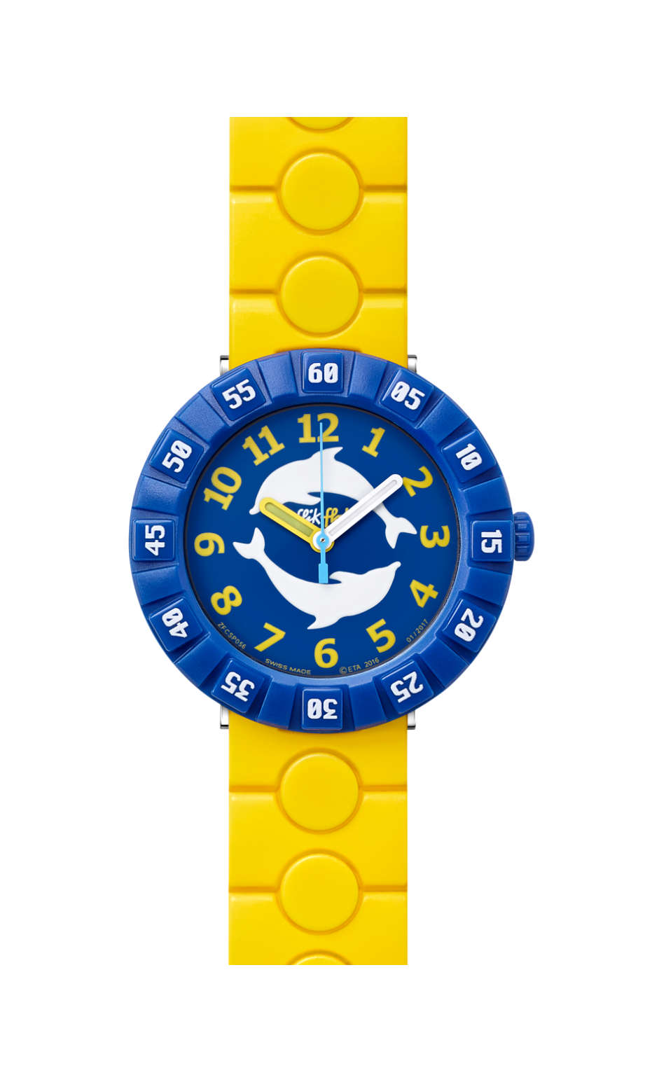 Swatch - DOLPH'IN'YELLOW - 1