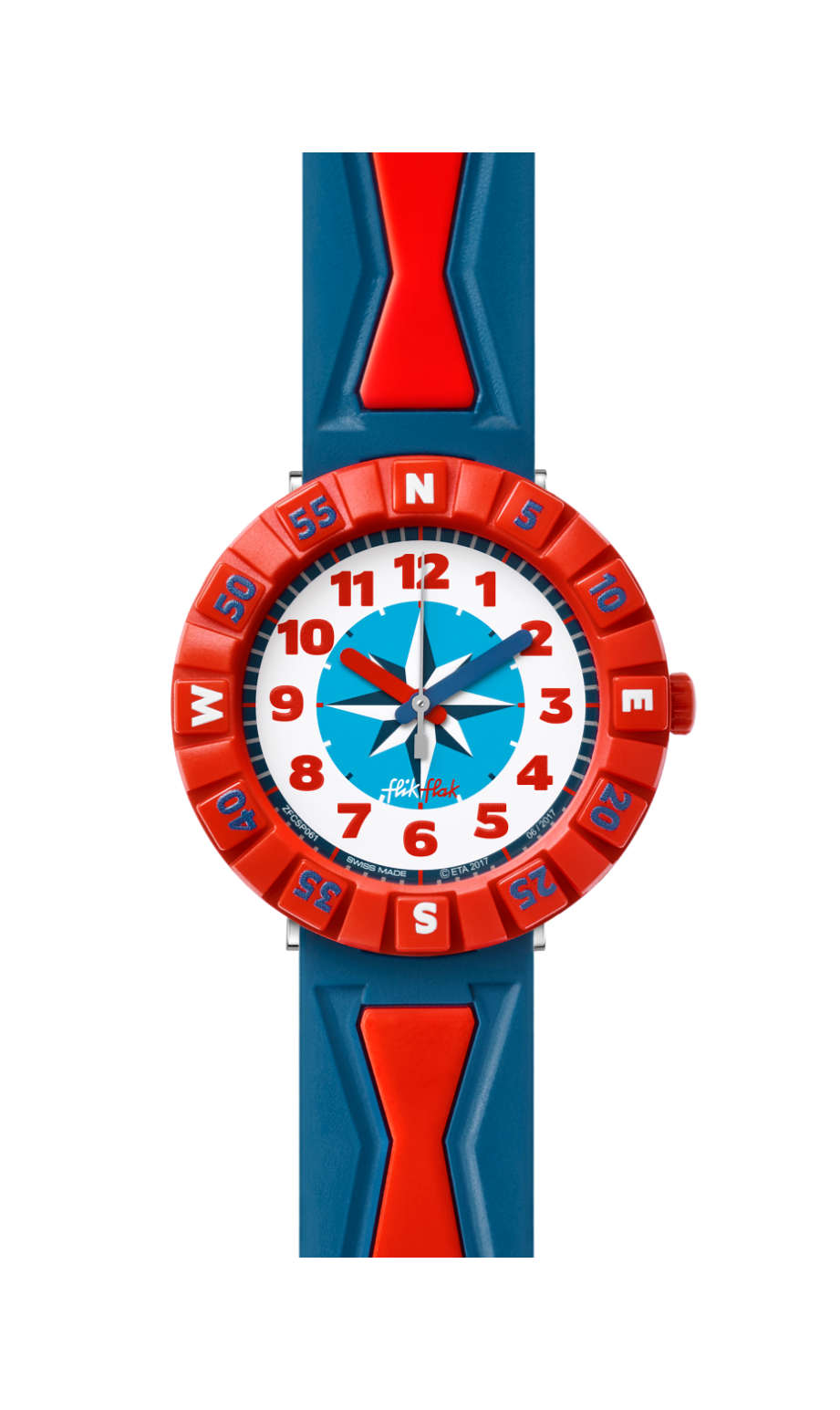 Swatch - GET IT IN BRED - 1