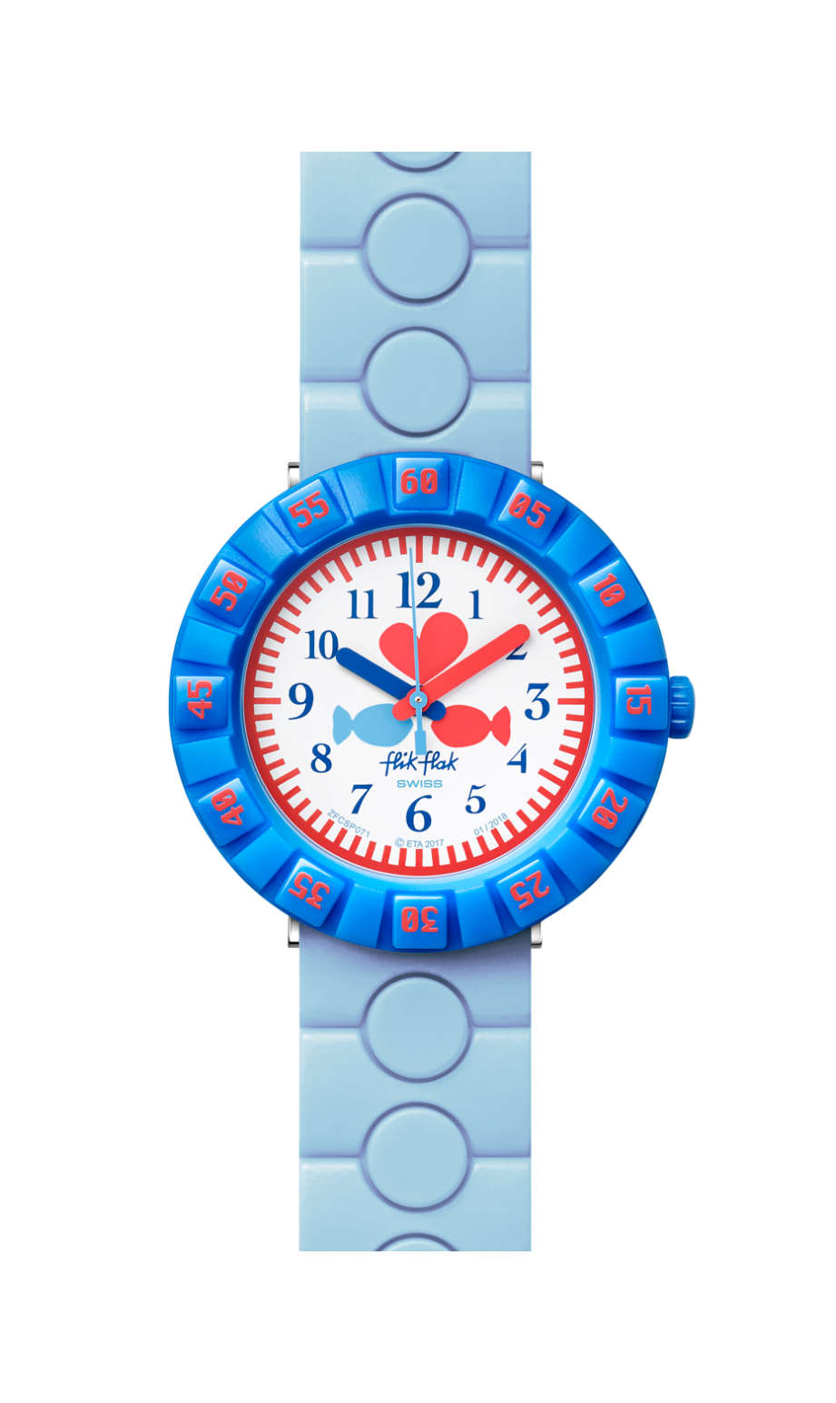 Swatch - FISH IN LOVE - 1