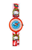 DC HELLO KITTY SUPERGIRL