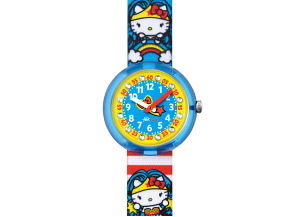 DC HELLO KITTY WONDER WOMAN