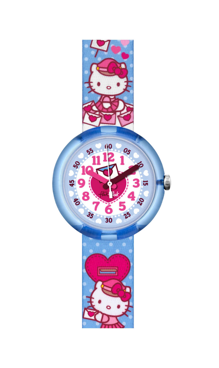 Swatch - HELLO KITTY CUTE MAIL - 1
