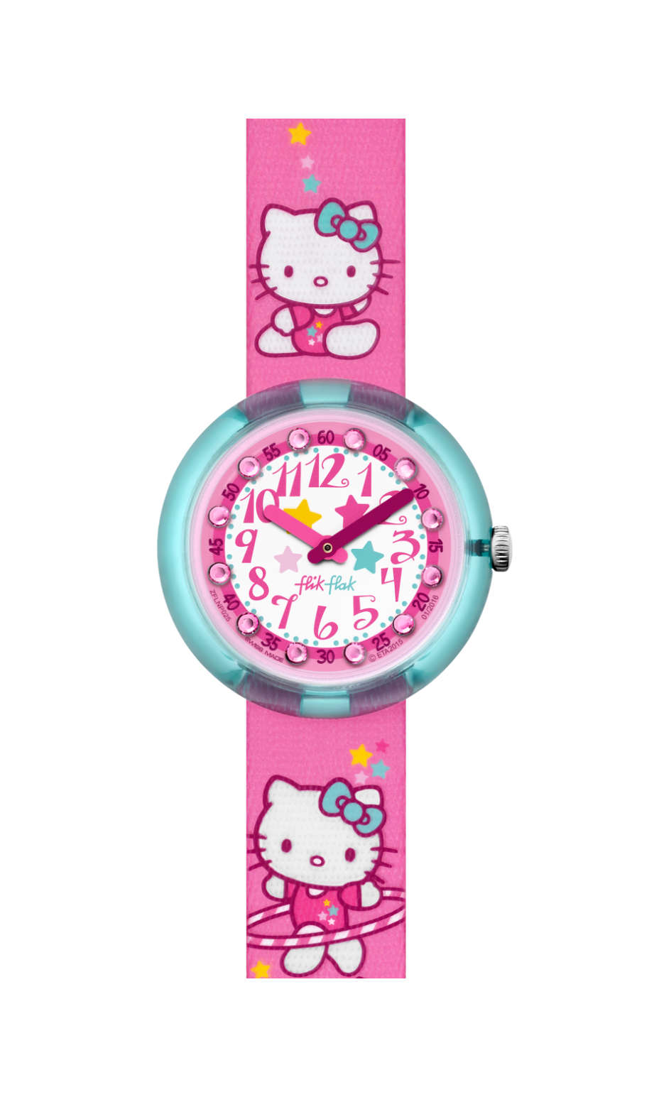 Swatch - HELLO KITTY GYM - 1