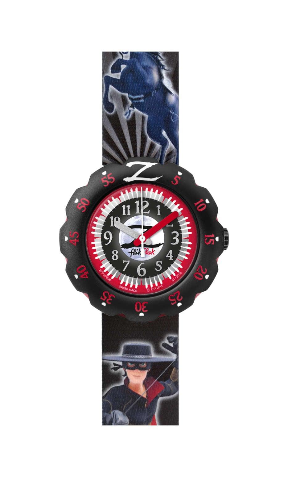 Swatch - ZORRO - 1