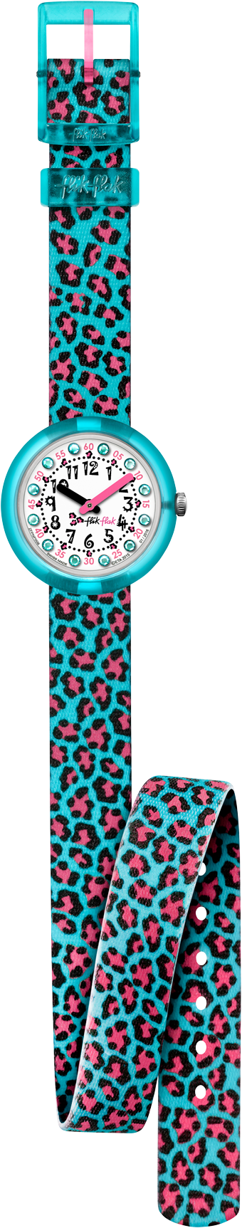 Swatch® United Kingdom - Flik Flak Power Time TURQUOISE JUBATUS FPNP008 7a67985c3e9