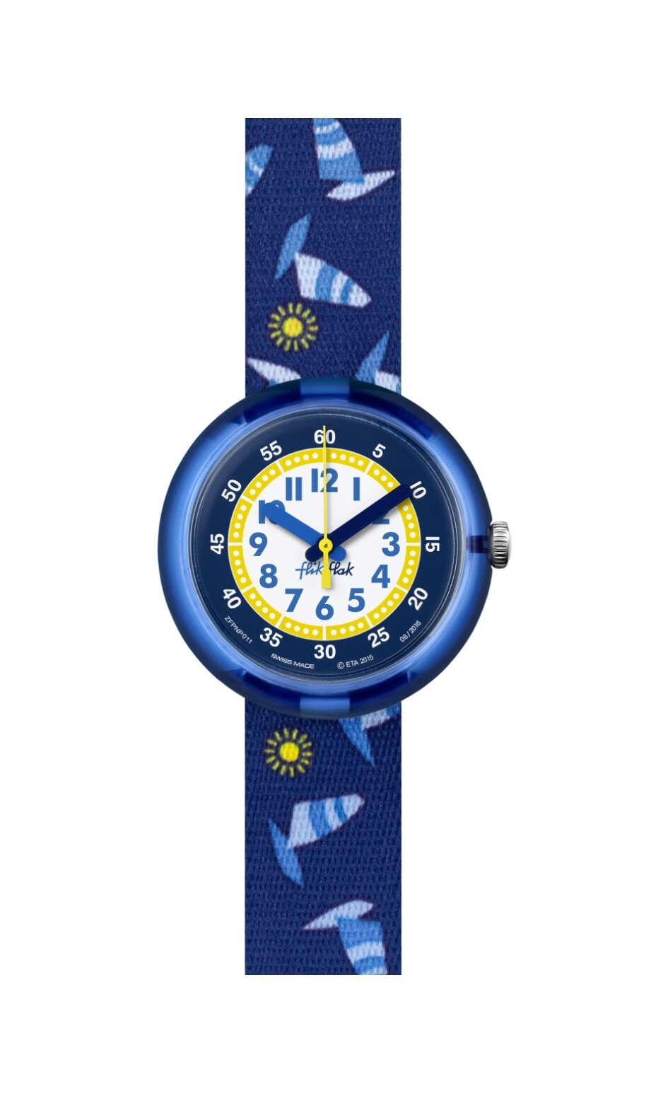 Swatch - BLUE SUMMER - 1