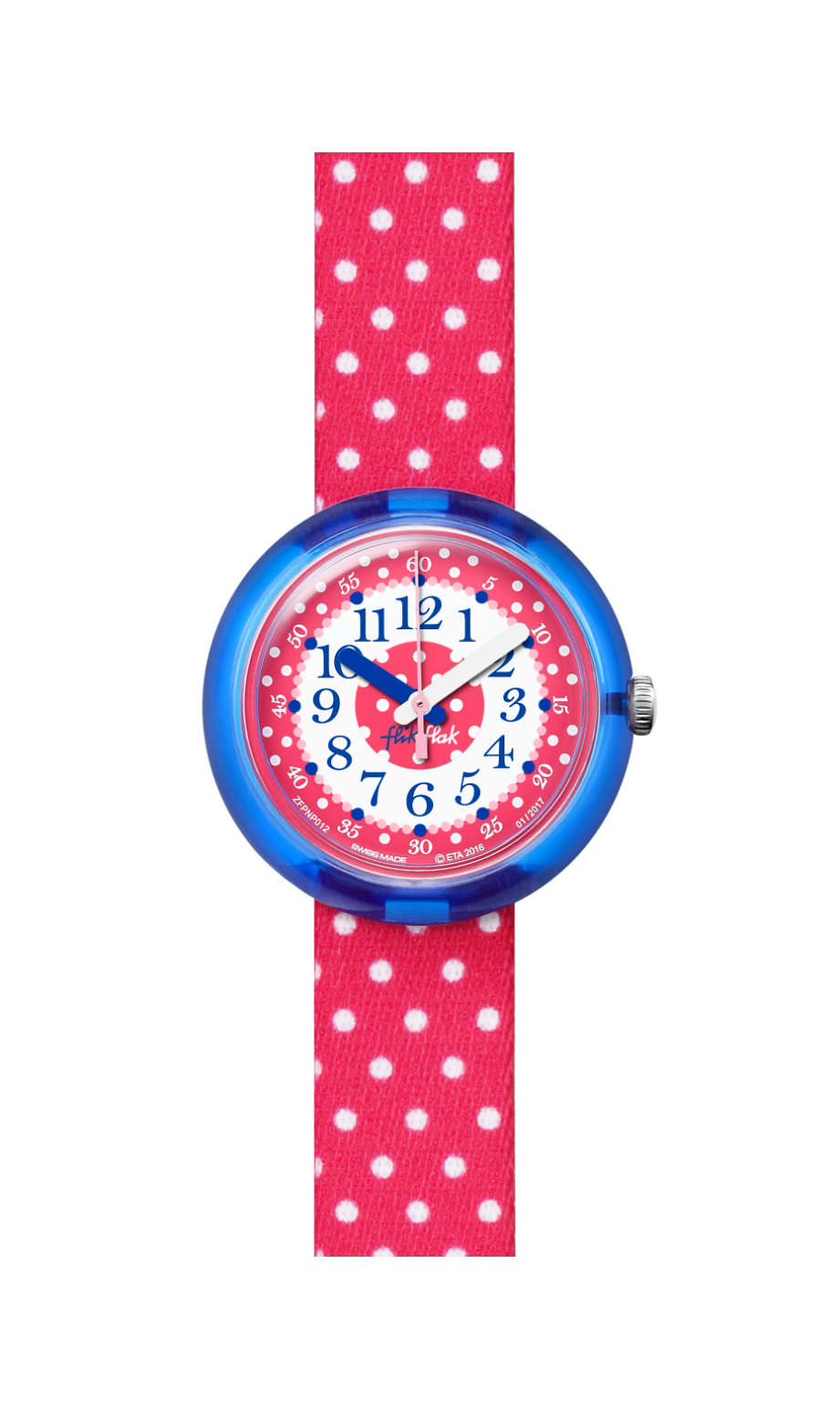 Swatch - PINK CRUMBLE - 1