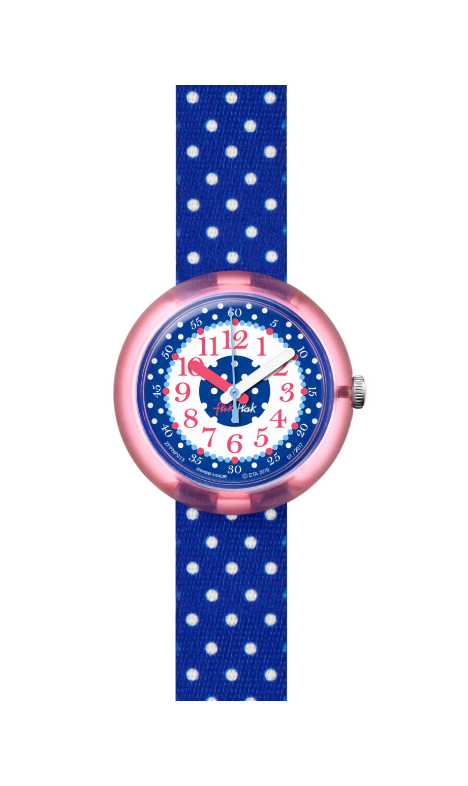Swatch - BLUE CRUMBLE - 1
