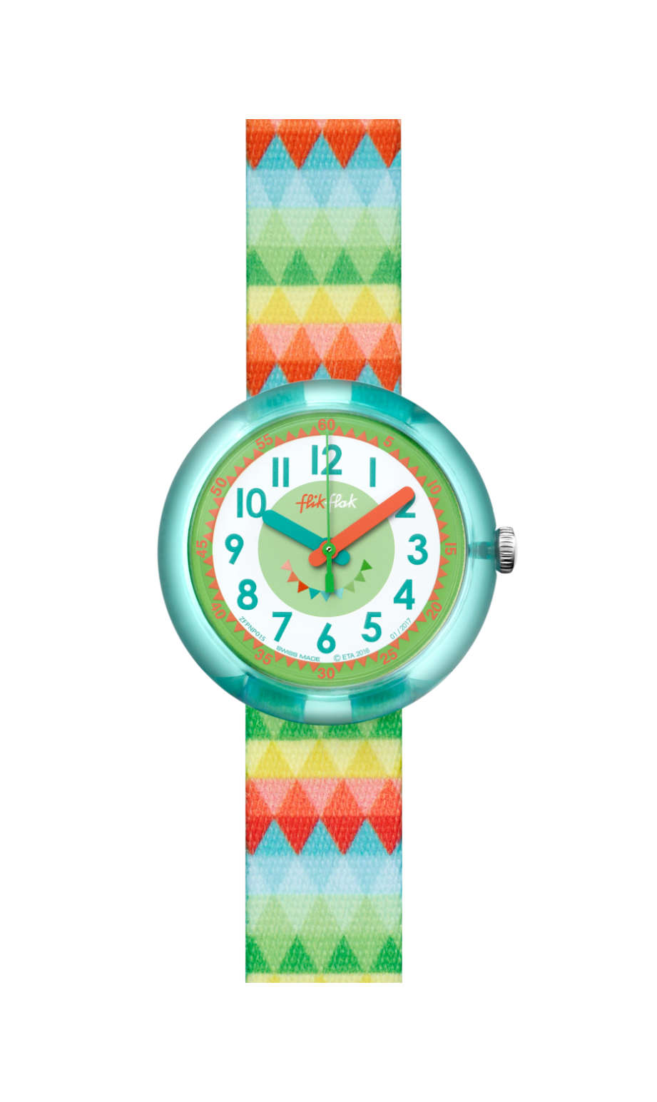 Swatch - SWEET FLAGS - 1