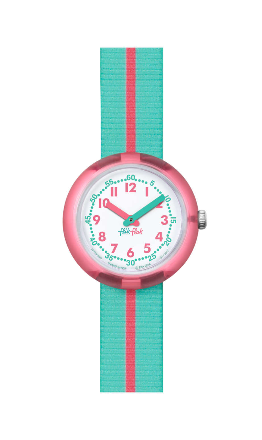 Swatch - PINK BAND - 1