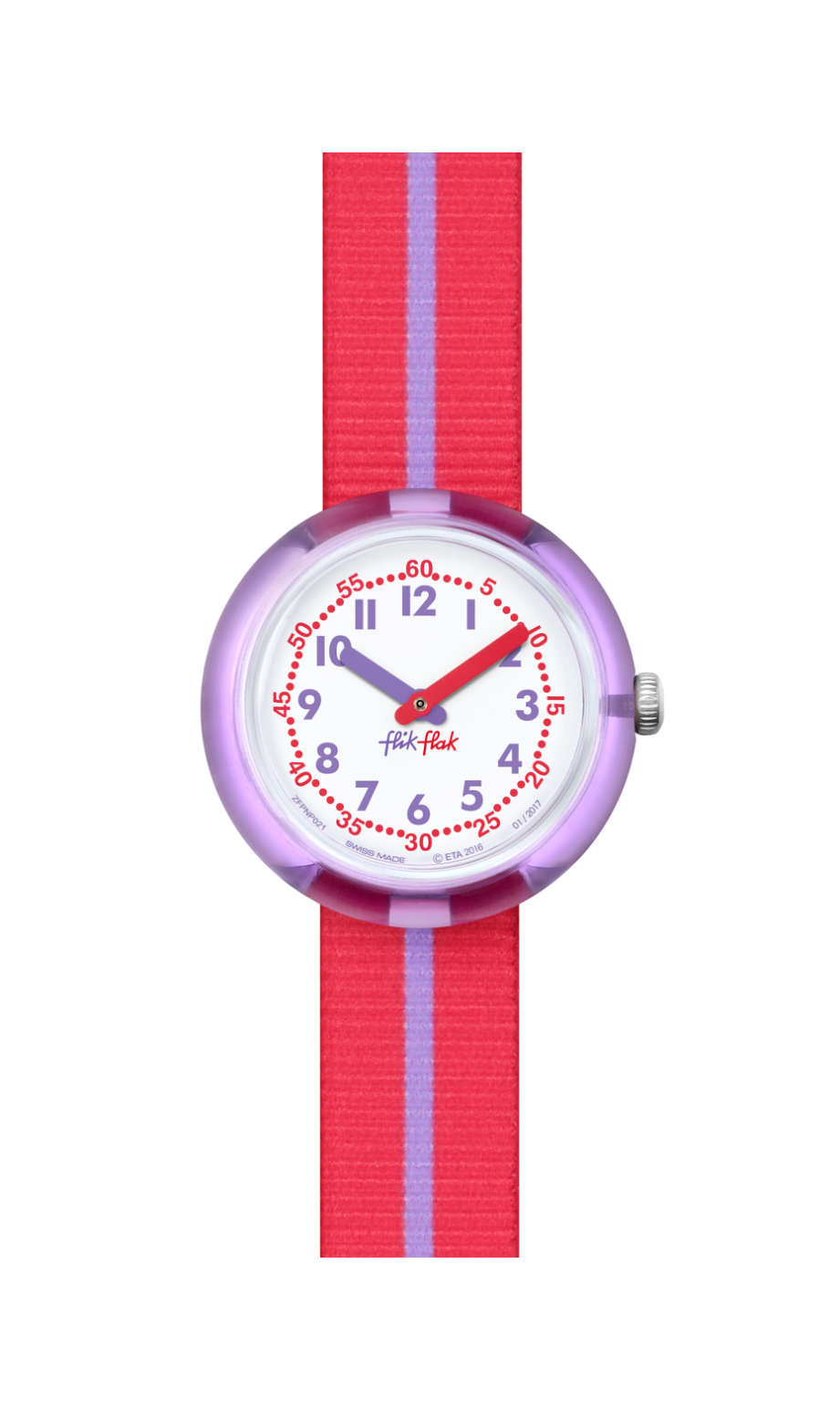 Swatch - PURPLE BAND - 1