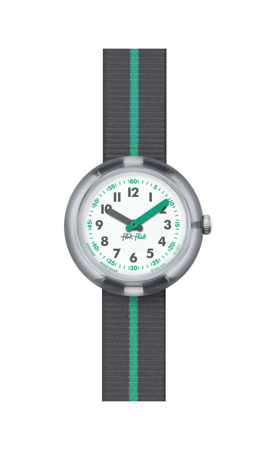 Swatch - GREEN BAND - 1