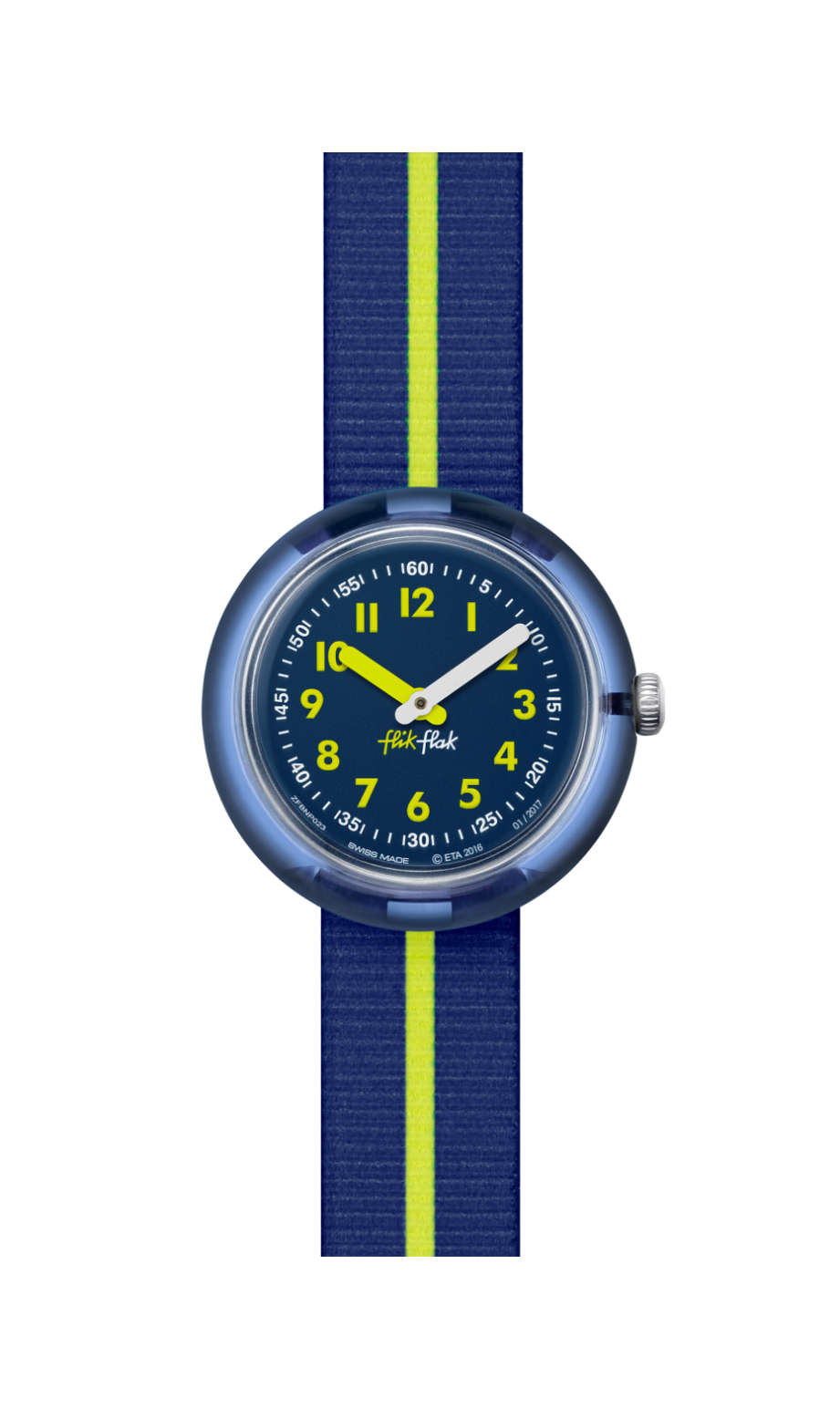 Swatch - YELLOW BAND - 1