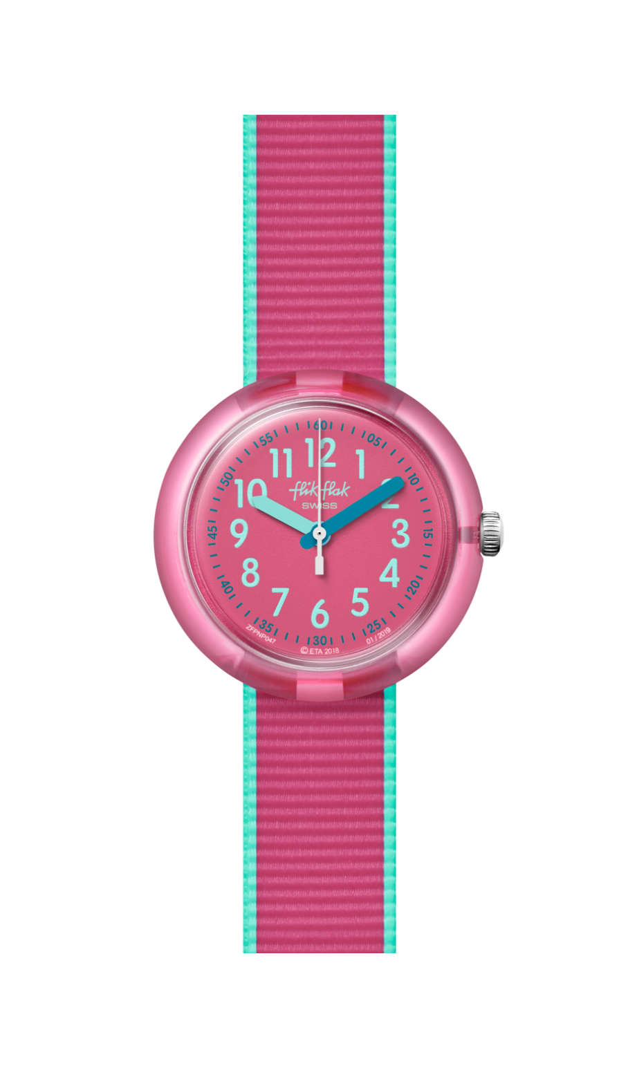 Swatch - COLOR BLAST PINK - 1