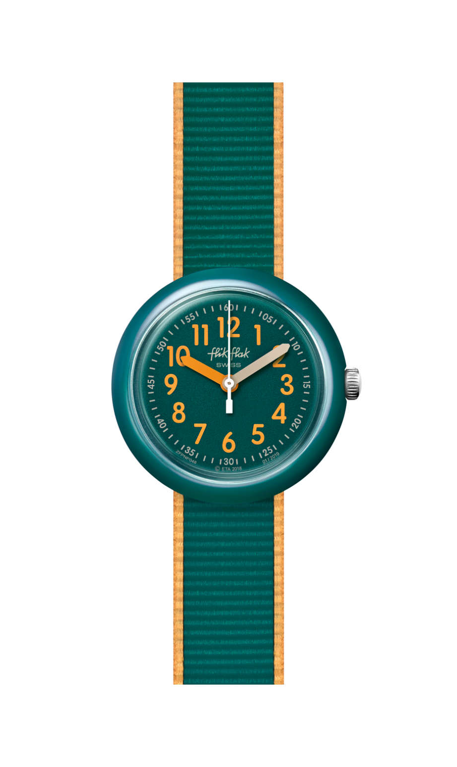 Swatch - COLOR BLAST GREEN - 1