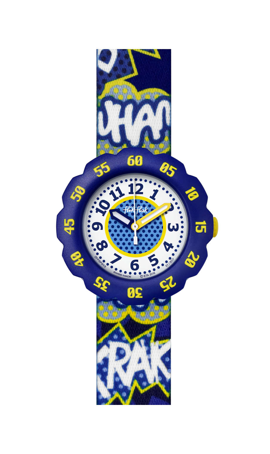 Swatch - PEPPINESS - 1