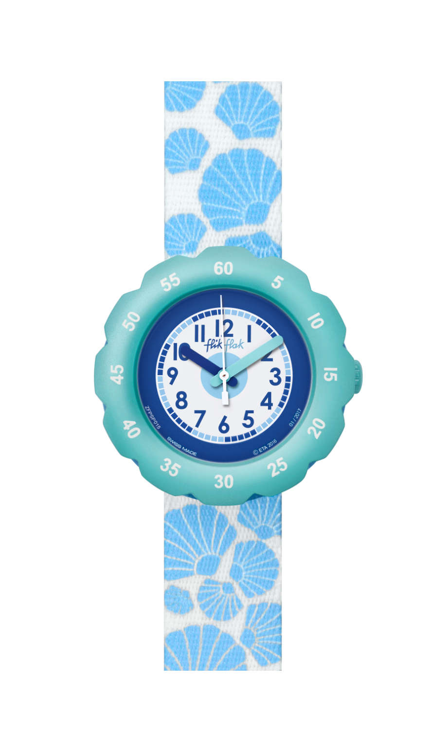 Swatch - SOFT BLUE - 1