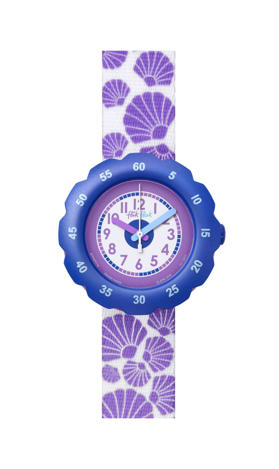 Swatch - SOFT PURPLE - 1