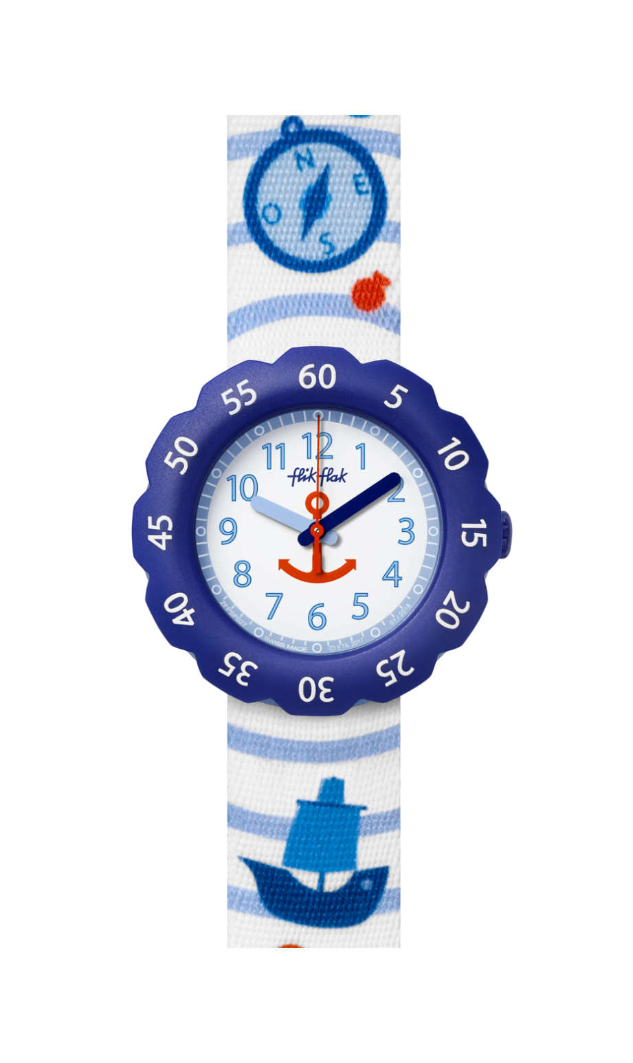 Swatch - ANCHOR UP - 1