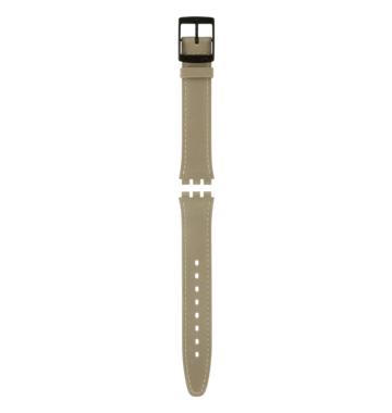 DESERTIC / BEIGE LEATHER STRAP