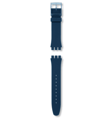 BLUE REBEL / SILICONE STRAP